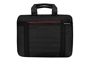 5f5bc2bed0 Image Unavailable. Image not available for. Colour  Promate Solo-MB Lightweight  Messenger Bag fits 15.6 Inch Laptops ...