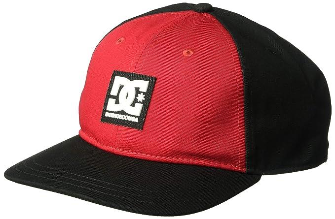 Amazon.com  DC Men s Spinner Snapback Trucker HAT f2ca271dd04d