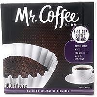 رقائق مرشحات قهوة 8-12 فناجين قهوة، صندوق، متنوعة، 100 قطعة