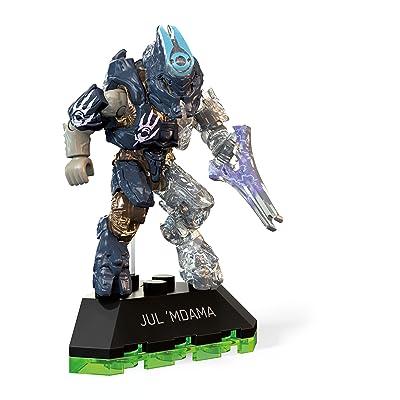 Mega Construx Halo Jul 'Mdama Building Set: Toys & Games