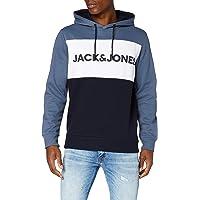 Jack & Jones Jortylers Sweat Hood STS Sudadera con Capucha para Hombre