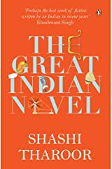 The Great Indian Novel Paperback