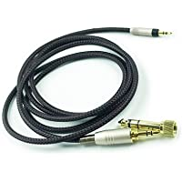 NewFantasia Replacement Audio Upgrade Cable Compatible with Bose QuietComfort 25, QuietComfort 35, QC25, QC35 II, QC35 Headphones 1.2meters/4feet