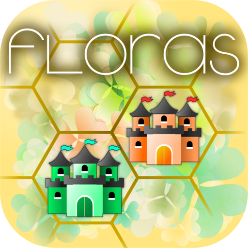 Bejeweled Slide (Floras - Beautiful Slide and Merge Puzzle)