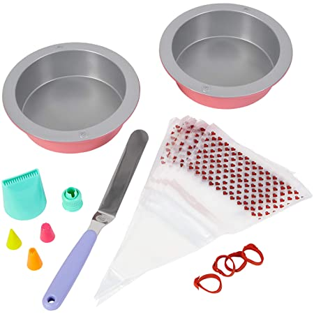 Rosanna Pansino By Wilton Deluxe Cake Decorating Set by Wilton