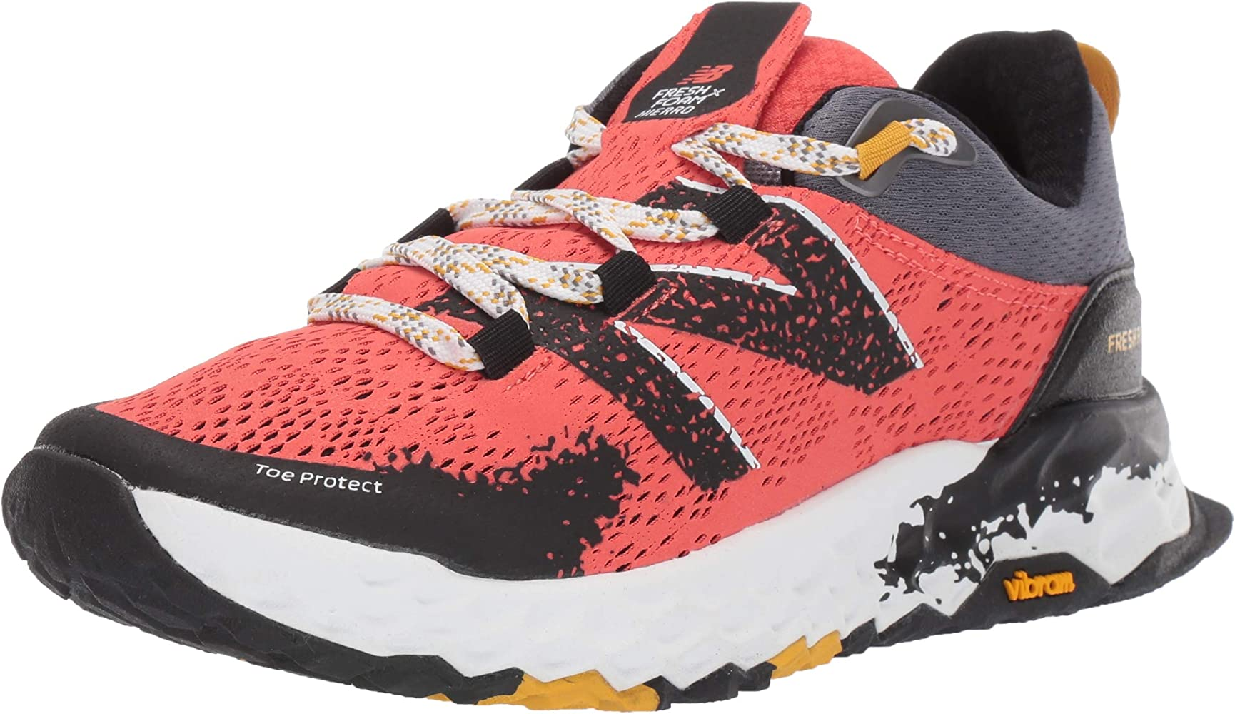 New Balance Womens Hierro V5 Fresh Foam Trail Running Shoe ...