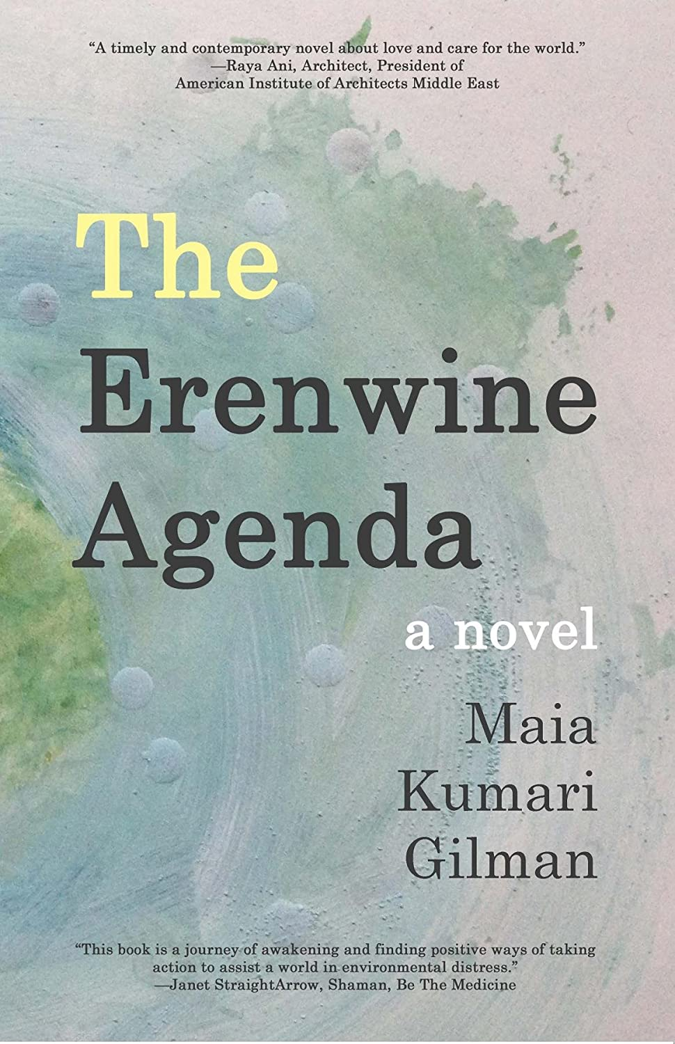 The Erenwine Agenda: a novel (English Edition) eBook: Maia ...