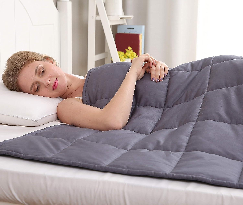 Amy Garden Heavy Blanket Image