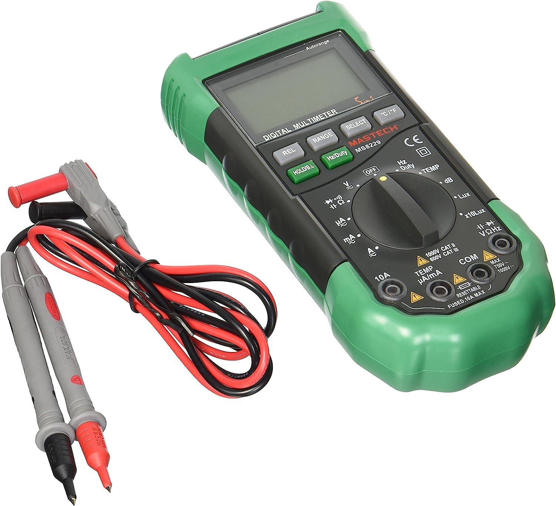 Mastech MS8229 Digital Multimeter