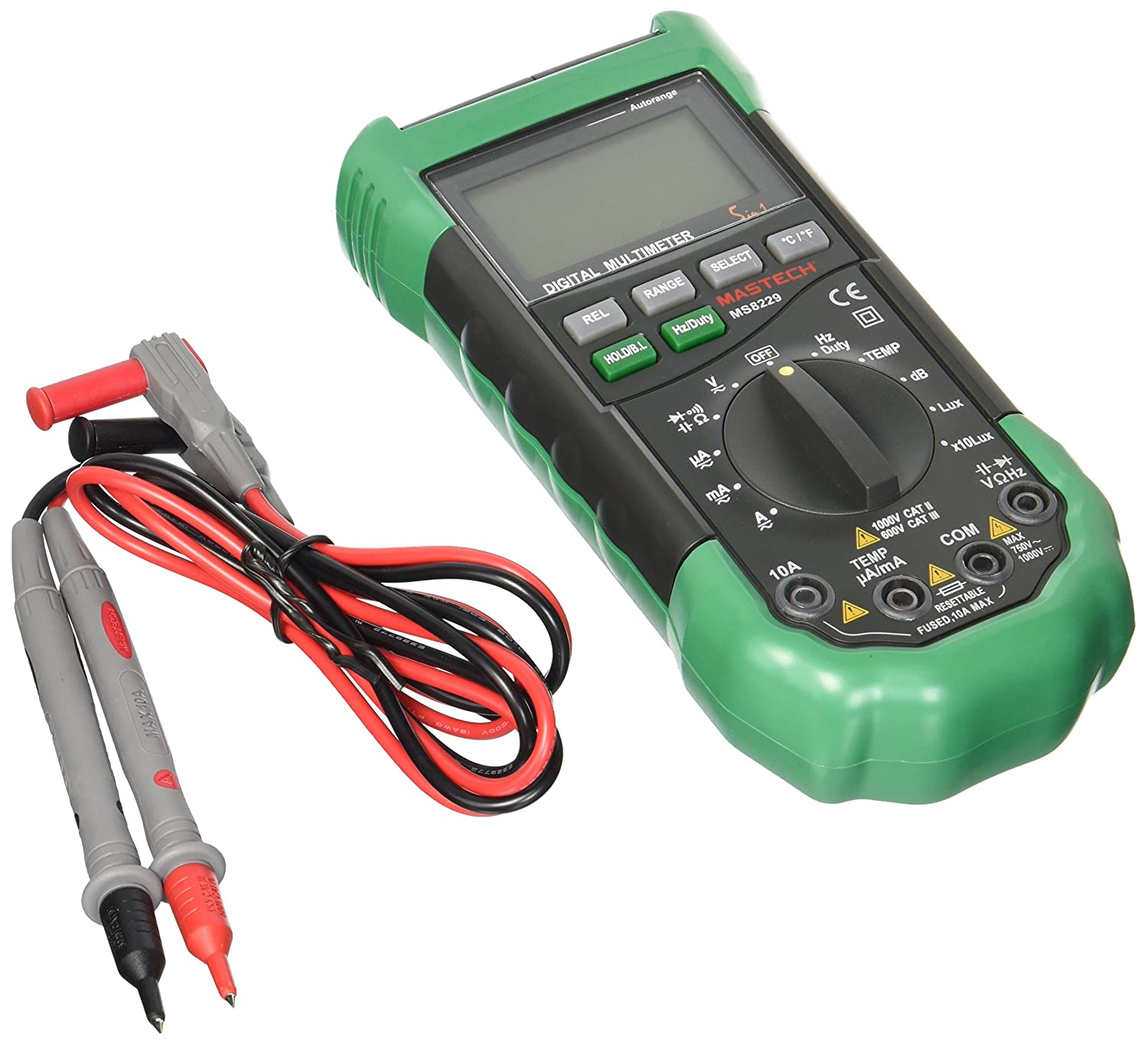 Top 10 Best Digital Multimeter Reviews in 2020 6