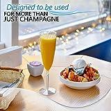Plastic Champagne Flutes Disposable - Plastic Wine