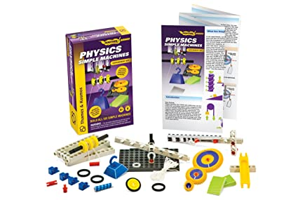 Amazon Com Thames Kosmos Ignition Series Physics Simple Machines