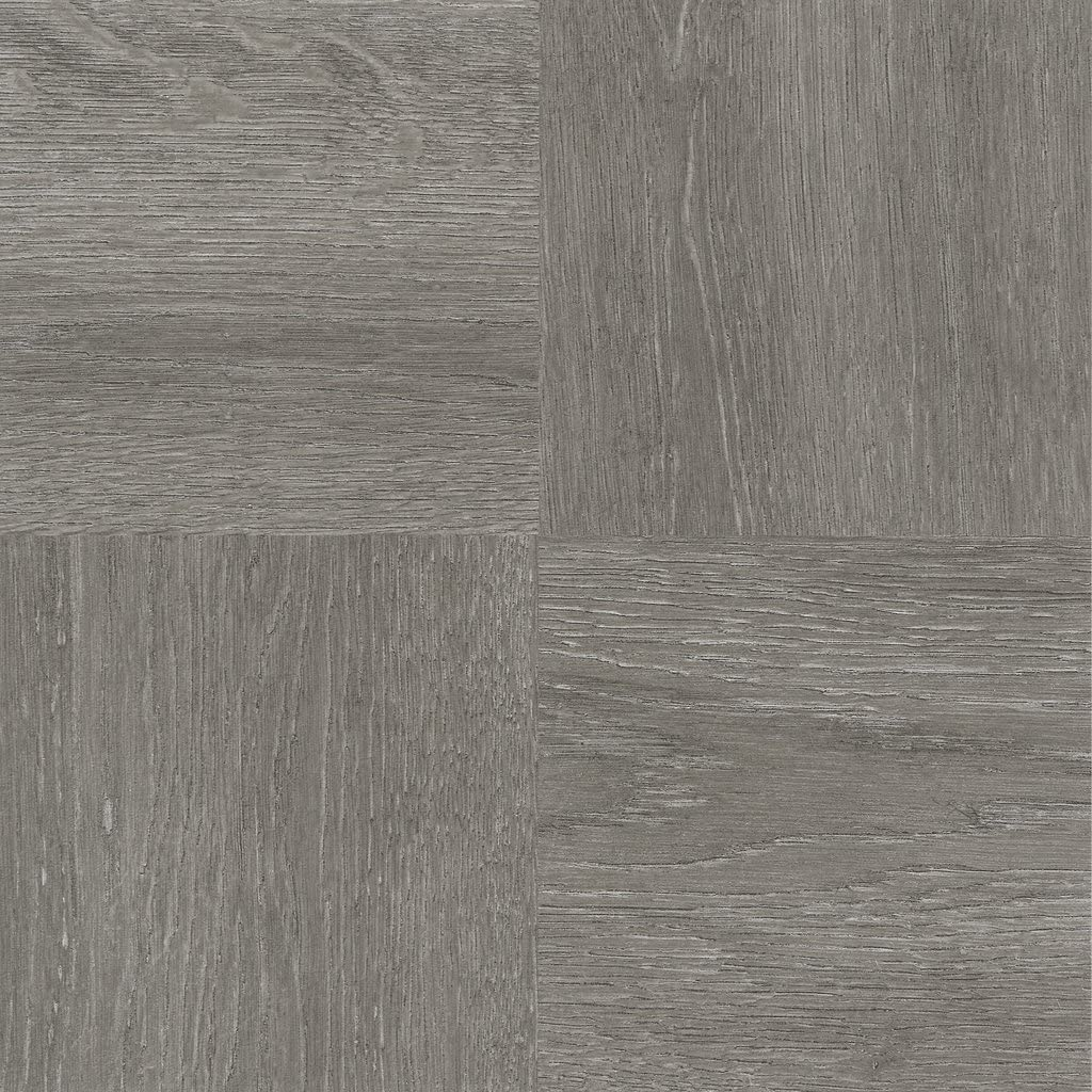 Fingers Charcoal Vinyl Floor Tiles Self Stick Peek Flooring 12 x 12 2-Pack 40 Pieces
