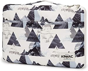 Kinmac Mountain 360° Protective Waterproof Laptop Case Bag Sleeve with Handle (15 inch-15.6 inch)