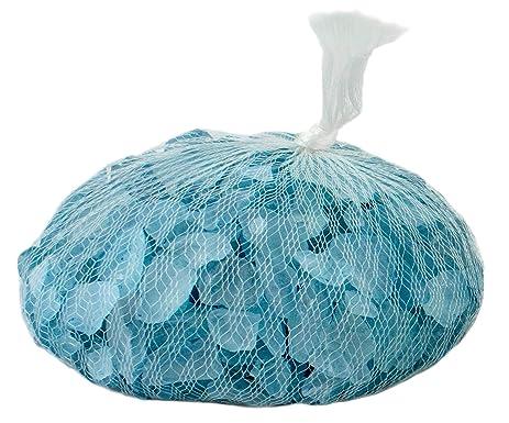 Amazon Supermoss 24184 Sea Glass Vase Filler 2lb Cold Blue