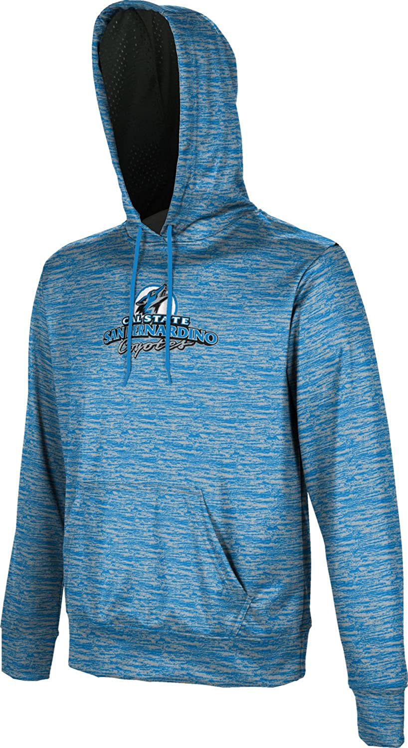California State University San Bernardino Boys Hoodie Sweatshirt Brushed
