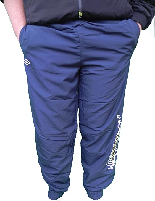 mens umbro tracksuit bottoms