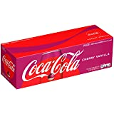Coca-Cola, Coke, Cherry Vanilla, 12 oz (pack of 12)