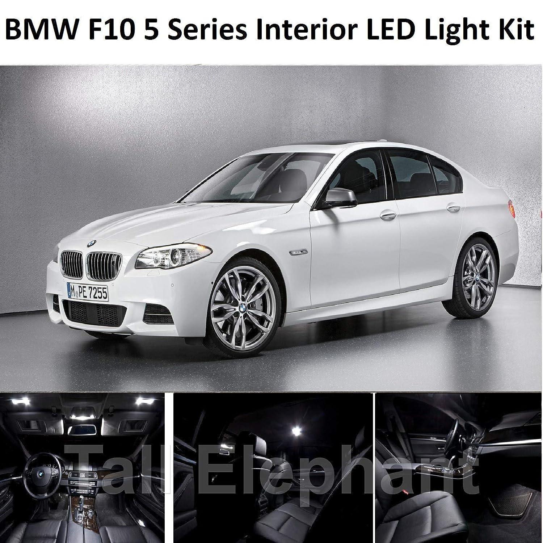 High Elephant Premium F10 5er-Serie LED-Beleuchtung f/ür Innenr/äume Wei/ß