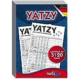 Noris Spiele 606194305 - Yatzy Spielblock für 3.120 Spiele
