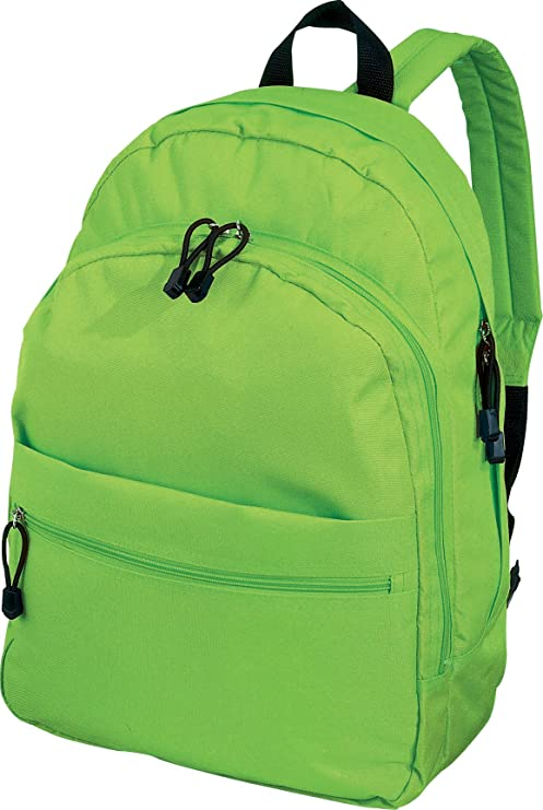 CENTRIX  TREND  RUCKSACK BACKPACK - 11 GREAT COLOURS (APPLE GREEN)   Amazon.co.uk  Luggage 30470ca18b97d
