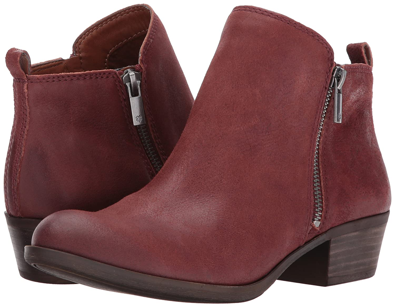 Lucky Brand Women's Basel Boot B06XRKPVZM 8 B(M) US Sable