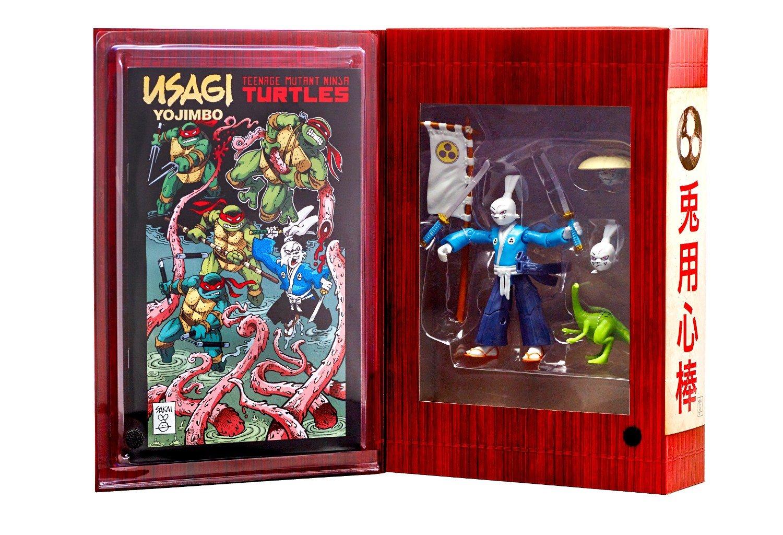 Amazon.com: SDCC 2017 Exclusivo Usagi Yojimbo cifra: Toys ...