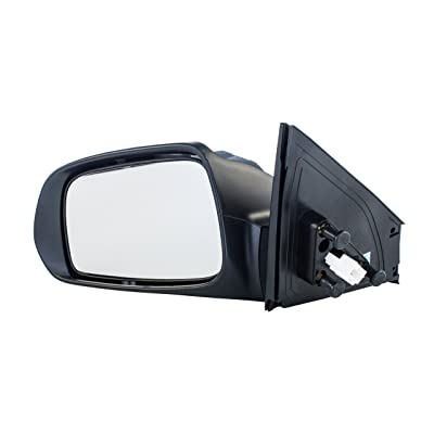 Driver Side Mirror for Scion tC (2005 2006 2007 2008 2009 2010) Unpainted Non-Heated Non-Folding Power Operated Left Outside Rear View Replacement Door Mirror with Turn Signal Lamp - SC1320102: Automotive