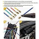 Iztoss 12-Slot Relay Box 6 Relays 6 Blade Fuses