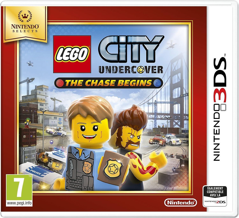 Lego City : Undercover - The Chase Begins - Nintendo Selects [Importación Francesa]: Amazon.es: Videojuegos