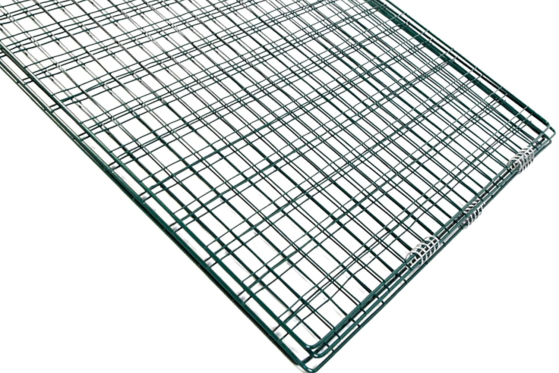 Rejilla de acero para compostador, 90 x 90 x 70 cm, color ...