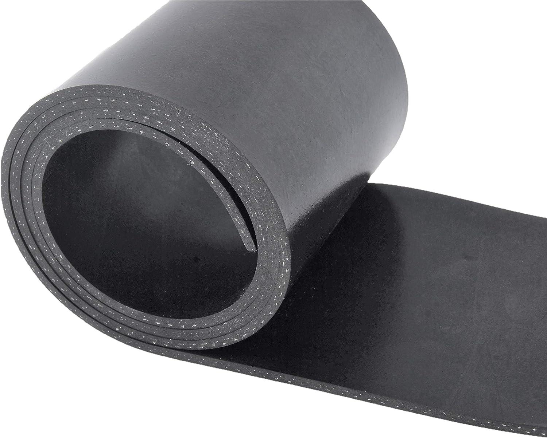 Gummistreifen mit Gewebeeinlage St/ärke 3mm viele Gr/ö/ßen Schutzmatte Gummidichtung Bodenmatte Gummimatte Gummiunterlage Industriequalit/ät