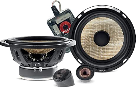 Focal PS 165 FE Flax EVO 6.5 2-Way Component kit, RMS: 70W - MAX: 140W PS165FE