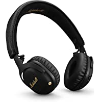Marshall Mid A.N.C. On-Ear-Kopfhörer mit Geräuschdämpfung Schwarz