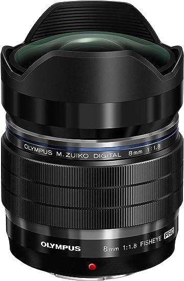 Olympus 8 Mm M Zuiko Digital Ed 1 1 8 Fisheye Pro Lens Camera Photo