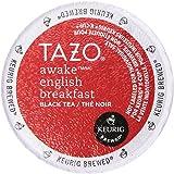 Tazo Awake English Breakfast Tea Keurig K-Cups, 16 Count