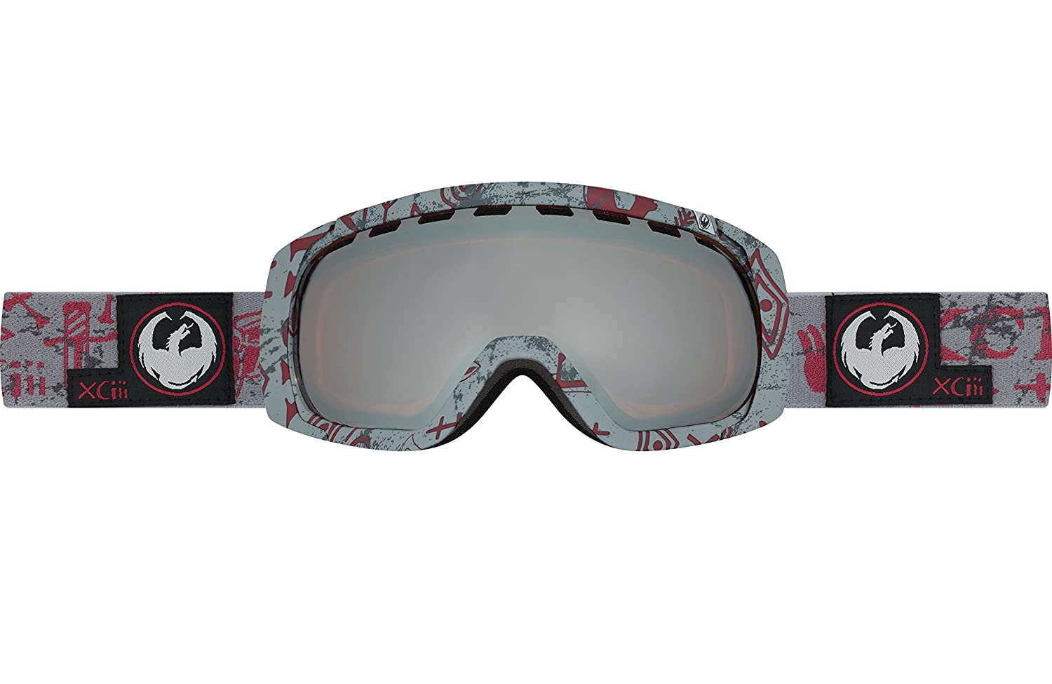 5a3aa322a6c0 Amazon.com   Dragon Alliance Rogue Tribe Ski Goggles