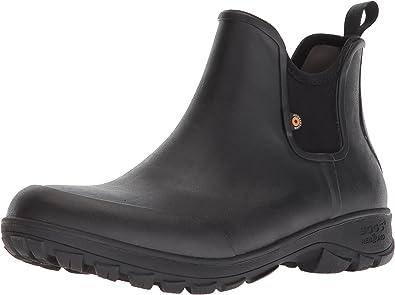 Low Height Chukka Waterproof Rain Boot
