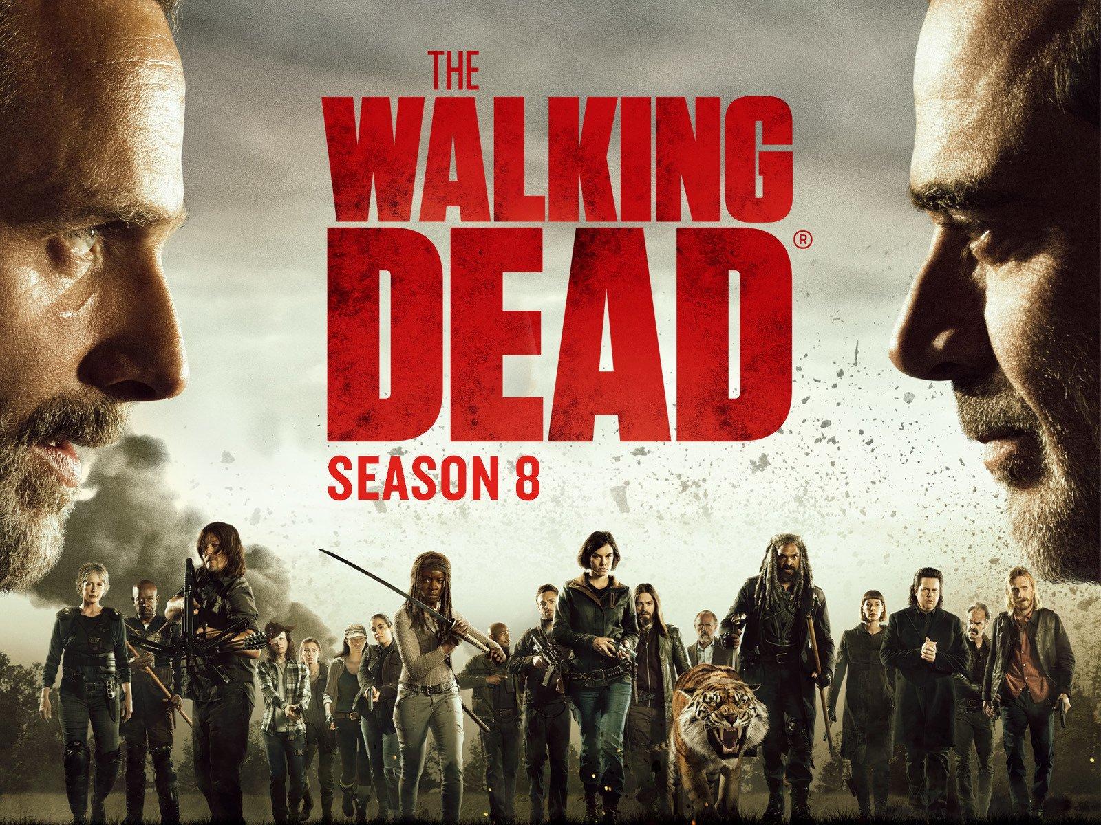 Folkekære Amazon.co.uk: Watch The Walking Dead Season 8   Prime Video OO-25