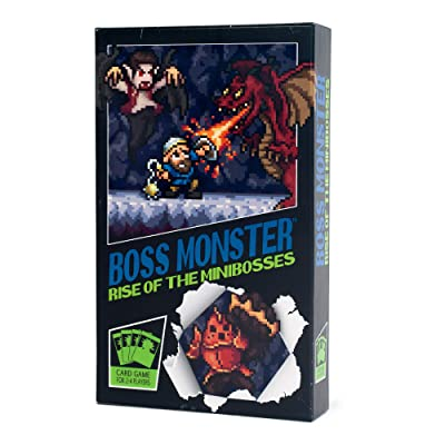 Boss Monster Rise of The Mini-Bosses: Toys & Games [5Bkhe1205685]