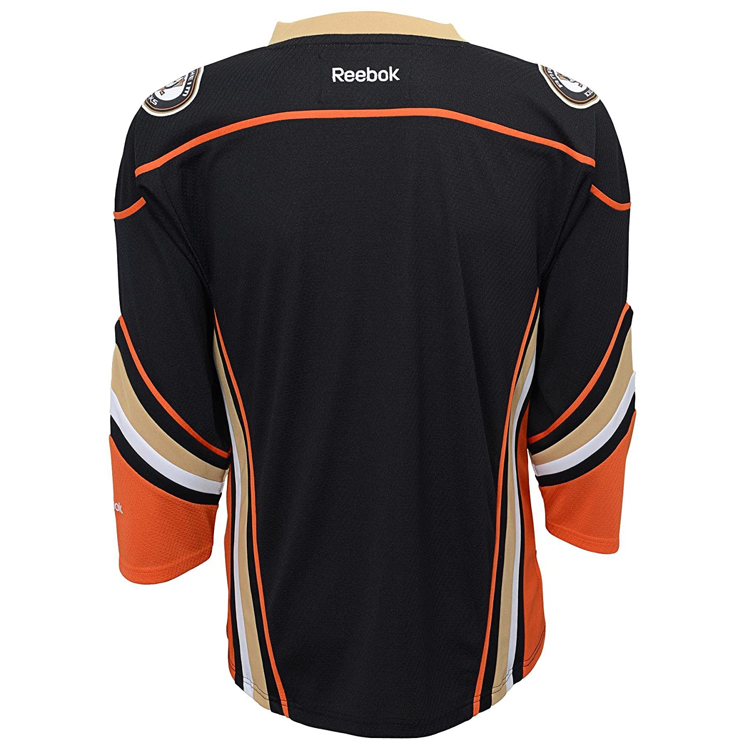 official photos 16463 2af8c NHL Anaheim Ducks Team Color Replica Jersey Youth