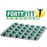 Charak Pharma Fortyfitt Tablet Health Tonic-30 tablets(Set of 2)