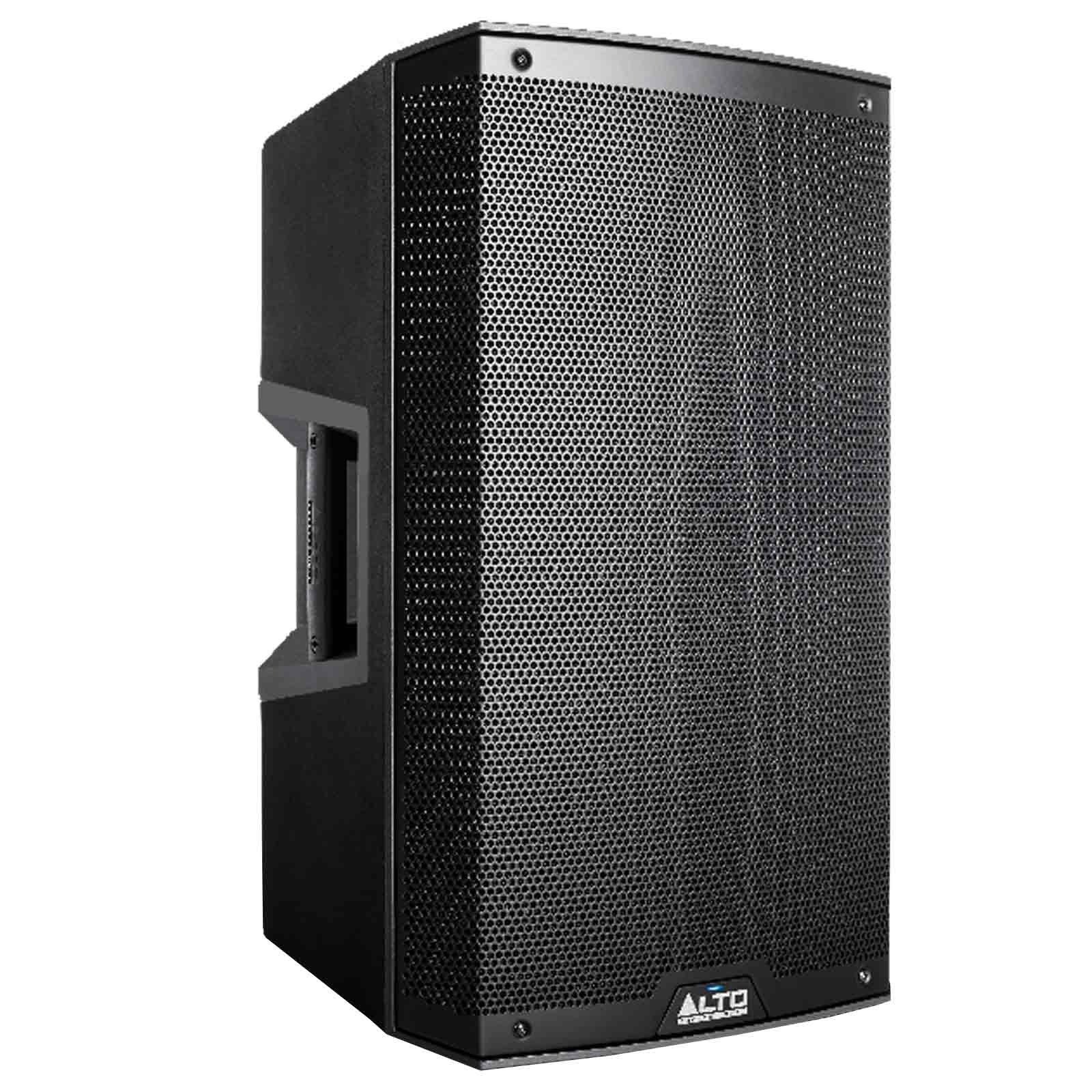 Alto Professional TS215W | 15'' 2-Way Powered Loudspeaker with Bluetooth Connectivity (1100W Peak / 550W Continuous) by Numark