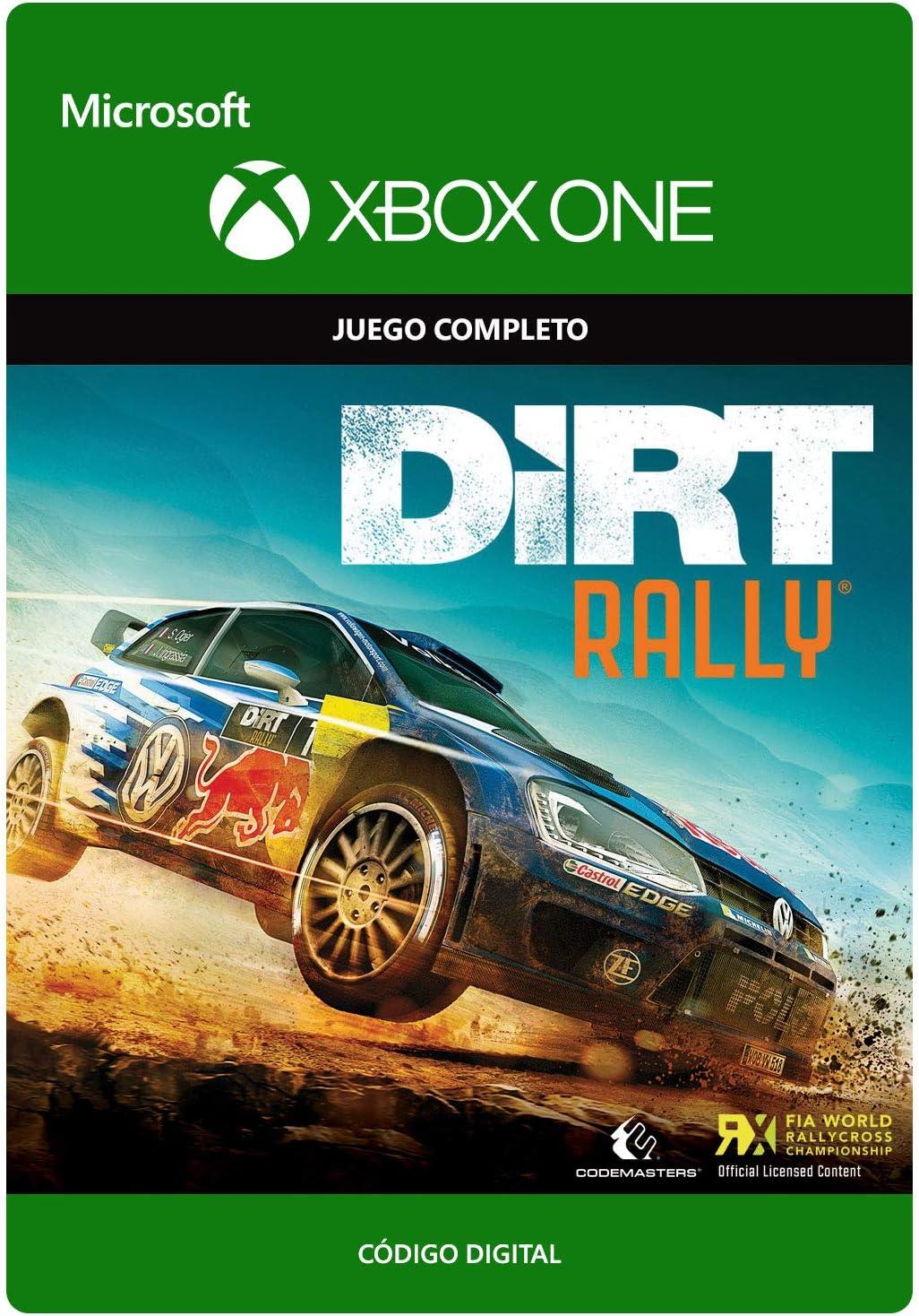 DiRT Rally Standard | Xbox One - Código de descarga: Amazon.es: Videojuegos
