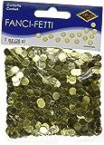 Beistle 50620-GD Fanci-Fetti Dots Party Decorations