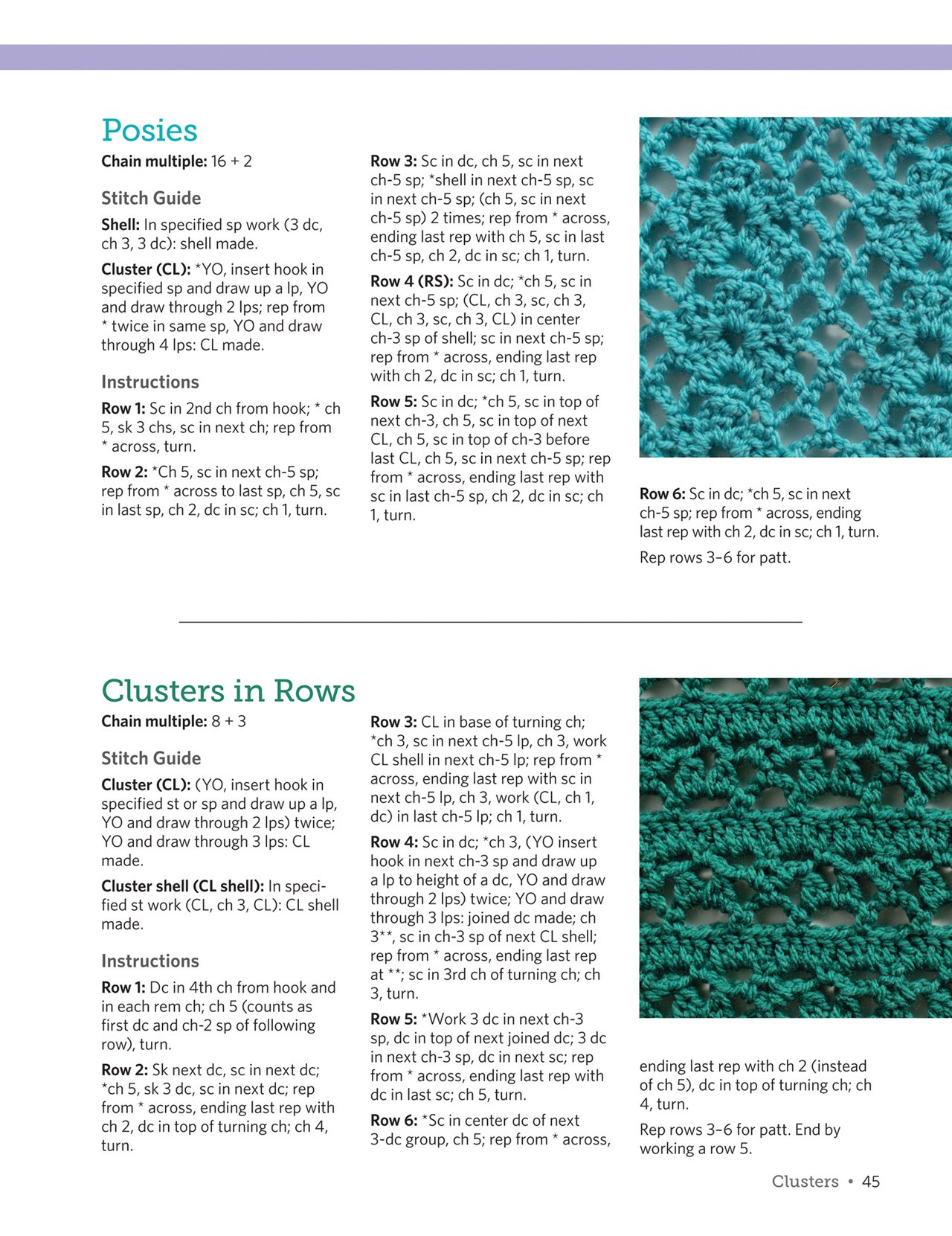 The Big Book Of Crochet Stitches Fabulous Fans Pretty Picots Diagrams For Stitch Patterns Pinterest Clever Clusters And A Whole Lot More Rita Weiss Jean Leinhauser 9781604684506
