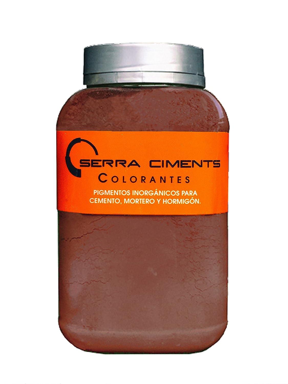 Pigmento Pardo Oscuro (Fe2O3) para cemento, mortero y hormigón: Amazon.es: Industria, empresas y ciencia