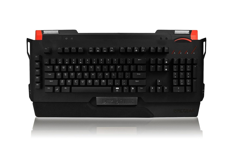 EpicGear DeziMator Keyboard USB Driver Windows 7