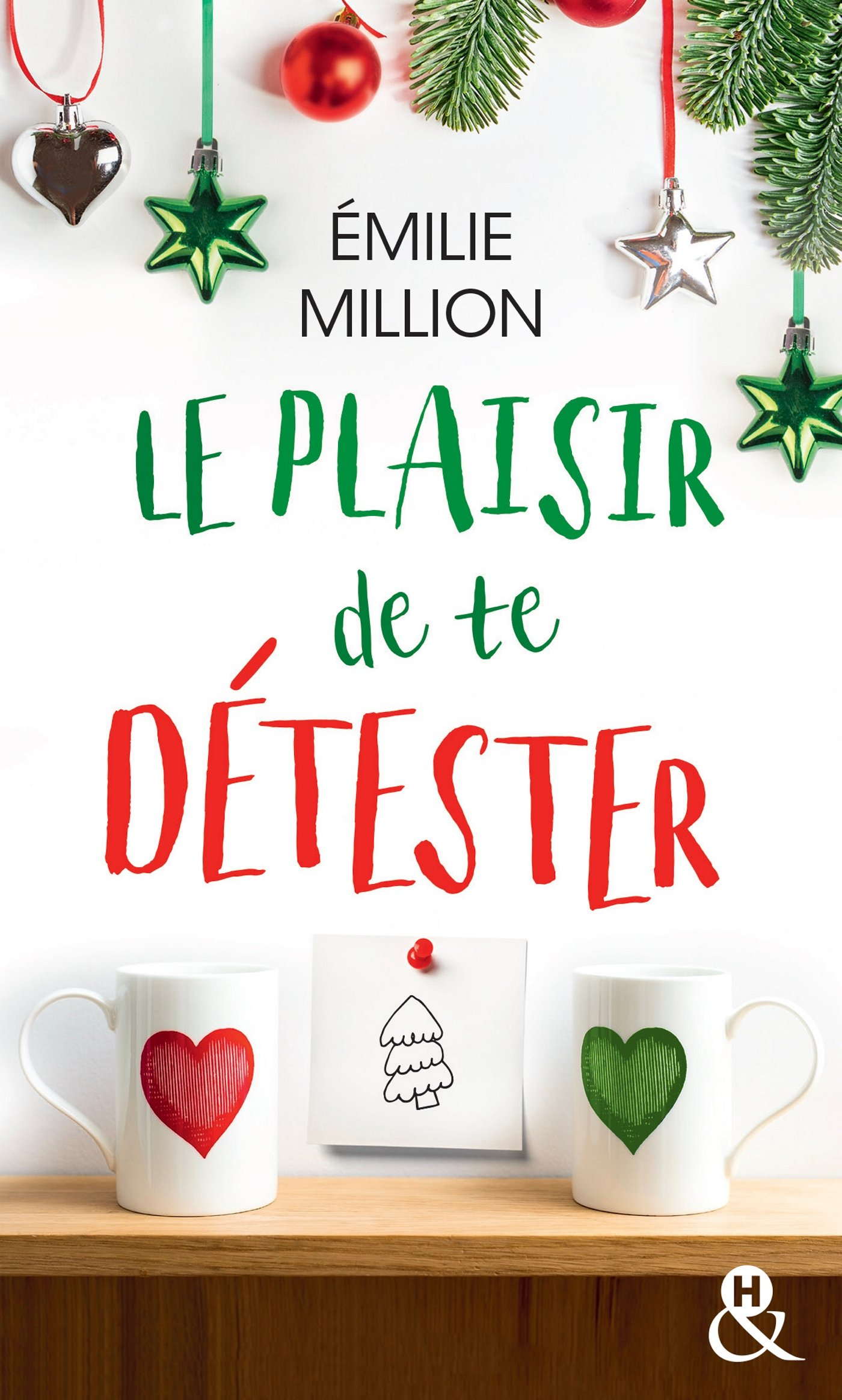 Le plaisir de te détester de Emilie Million 81LghAQg-gL