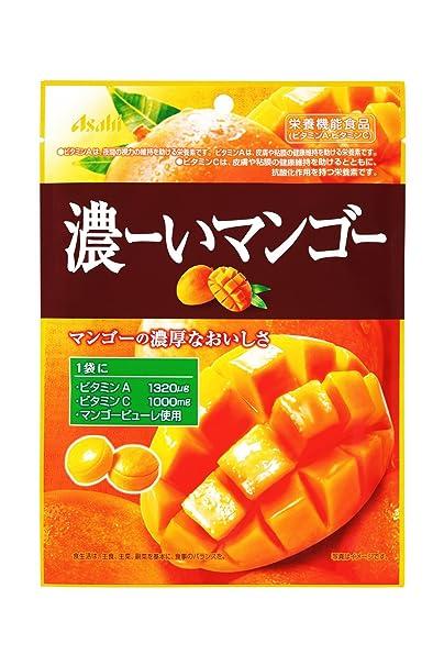 Khoi alimentos bolsas de mango 88gX6 Grupo Asahi